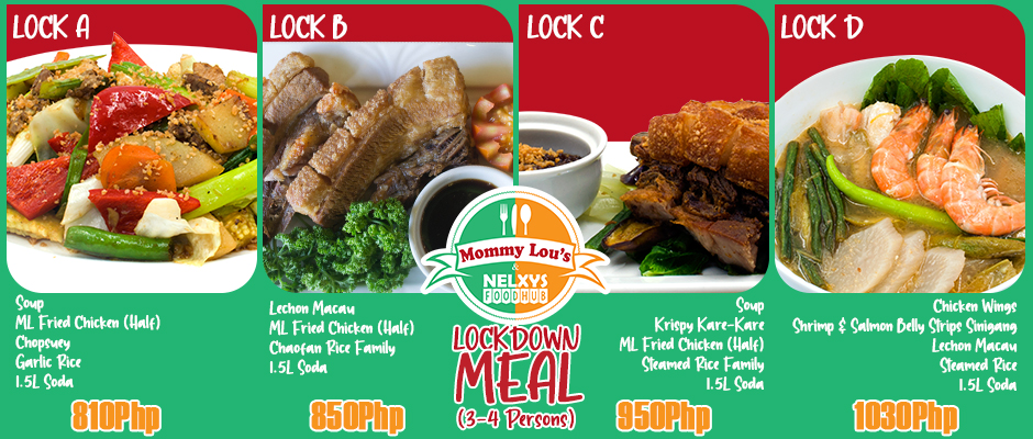 Lockdown Meals